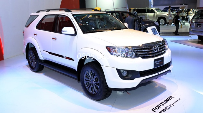 Toyota Fortuner Trd Sportivo Tong The
