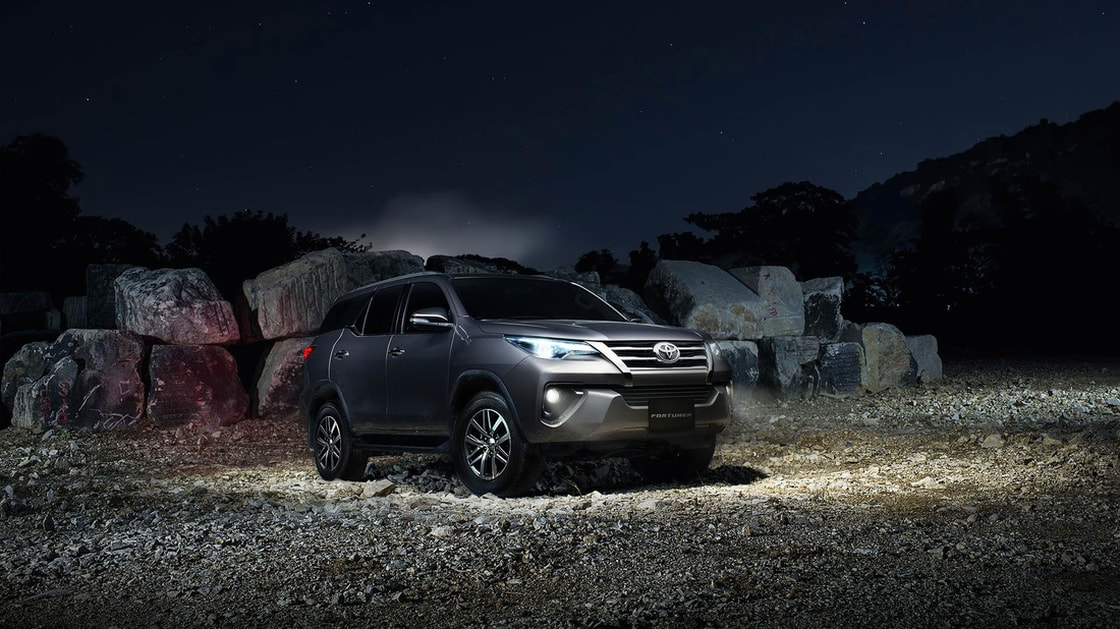 Toyota Fortuner 2017 Ca Tinh