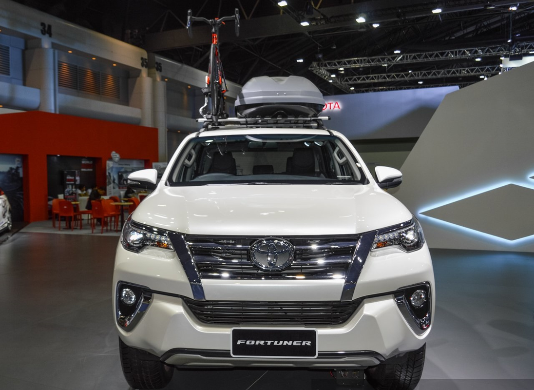 Toyota Quang Binh Fortuner